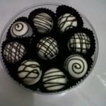 Coklat Toples Bulat Aneka Salur