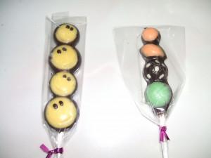 Lollipop Smile & Ball